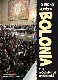 La lucha contra Bolonia y el movimiento estudiantil